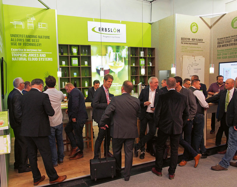 Innovation und Tradition auf der Drinktec